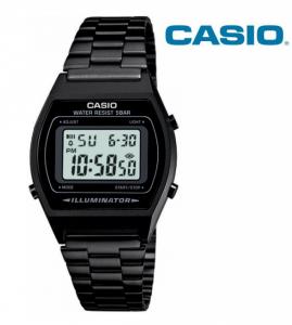 Relógio Casio® B640 Preto