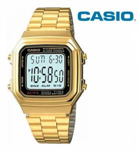 Relógio Casio® 178WG Dourado