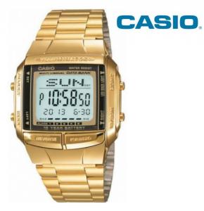 Relógio Casio® DB360G Dourado