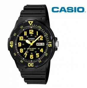 Relógio Casio® MRW-200H Amarelo