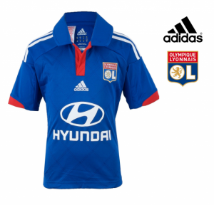 Adidas® Camisola Oficial Olympique Lyonnais Junior Climacool® | Júnior