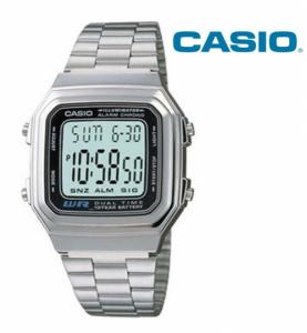 Relógio Casio®  A-178WA Prata