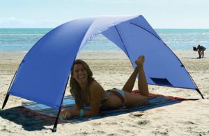 Cobertura Praia ou Campismo para 1 Pessoa Skincom