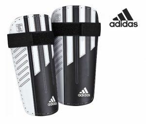Adidas® Caneleiras 11 Lite | Branco | Preto