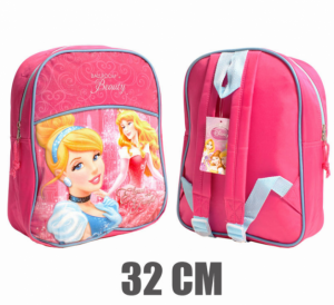Princesas | Mochila 32cm | Produto Licenciado