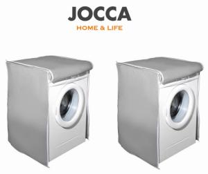 Jocca® Proteção para Maquina Lavar ou Secar Jocca com Fecho