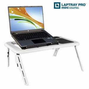 Mesa para Portátil ou Tablet com Hub USB |Ventilador Duplo |Cabo USB