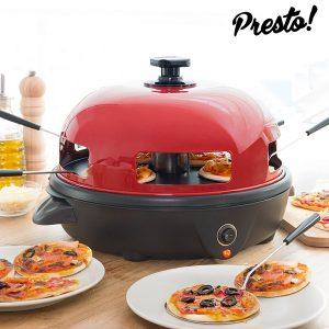 Forno para mini-pizas Pizzini Forno Chef!