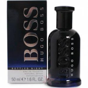 Perfume Hugo Boss | Bottled Night | 50ml