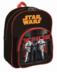 Star Wars | Mochila The Dark Side 40cm | Produto Licenciado