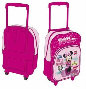 Minnie | Trolley  27 x 31 x 10cm | Produto Licenciado