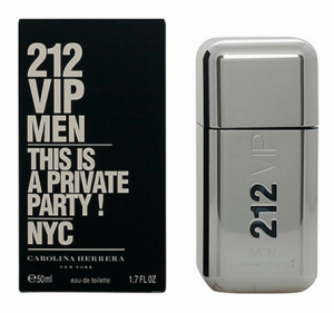 Perfume Carolina Herrera | 212 Vip Men | 50ml