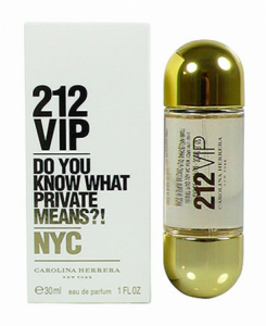 Perfume Carolina Herrera | 212 Vip | 30ml