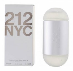 Perfume Carolina Herrera | 212 NYC | 100 ml