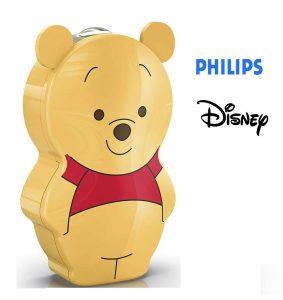 Winnie The Pooh | Lanterna Philips | Liga-te à imaginação | Produto Licenciado