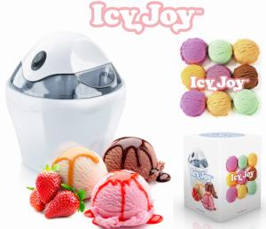 Máquina de Fazer Gelados Icy Joy