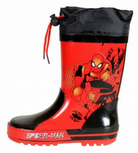 Homem Aranha | Botas Marvel Attack | Produto Licenciado