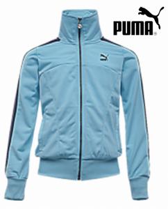 Puma® Casaco T7 Track Junior | Cor Azul