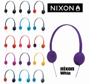 Nixon® Auscultador | The Whip Lilás