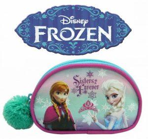 Frozen | Carteira Elsa & Anna Sisters Forever | 12 x 2 x 7cm | Produto Licenciado