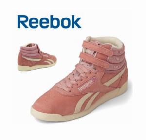 Reebok® Freestyle Hi Vintage | Tamanho 41