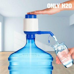 Dispensador de Água | Acabe com o Levantamento de Grandes Garrafas
