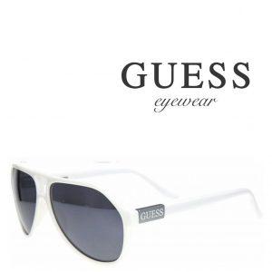 Guess® Sunglasses GUF107WHT-3F61