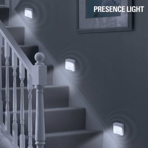 Presence Light | Luz Led Com Sensor de Movimento