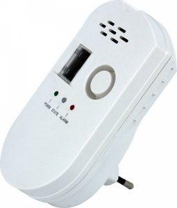 Detector de Gás C/Alarme STAÜWER