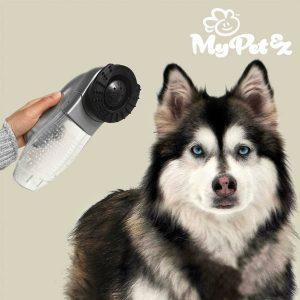 Aspirador de Pêlo Para Animais My Pet Vacuum   Com Sistema de Massagem