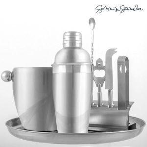 Conjunto Cocktail de 8 peças | Summum Sommelier Deluxe
