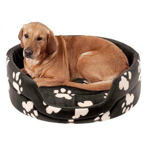 Cama Para Cães Com Pegadas | Dê o Melhor ao Seu Animal