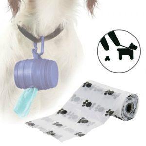 Sacos Higiénicos Para Excrementos De Cão | 60 Unidades