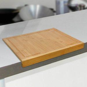 Bambu Tábua de Cortar | Acessório Perfeito para Qualquer Cozinha