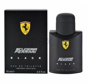 Perfume Ferrari Black | 75ml