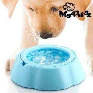 My Pet Frosty Bowl Bebedero Animales | Ahora Permite a Su Perro o Gato Disfrutar de Agua Fresca!