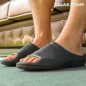 Chinelos de Gel com Espuma® Anti-Fadiga | Obtenha o Maior Conforto e Relaxamento