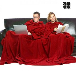 Manta Dupla Snug Snug | 2 Cores