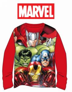 Avengers | Camisola 100% Algodão Junior | Produto Licenciado