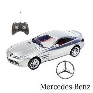 Carro De Controle Remoto Mercedez Benz SLR McLaren