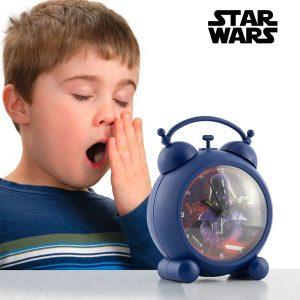 Star Wars | Relógio Despertador | Produto Licenciado