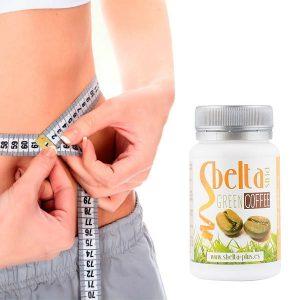 Suplemento Dietético  | Café Verde Sbelta Plus 60 Cápsulas
