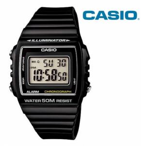 Relógio Casio® W-215H-1A Digital Preto