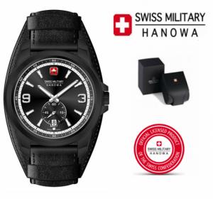 Relógio Swiss Military® Hanowa Com Data | 10ATM