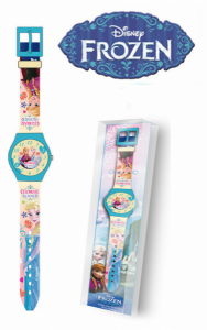 Frozen | Relógio Analógico | Produto Licenciado
