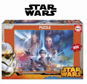 Star Wars | Puzzle 300 | Produto Licenciado