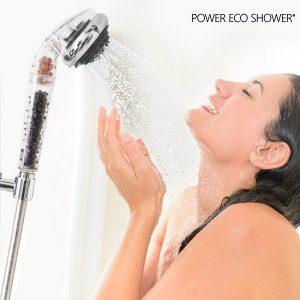 Chuveiro Ecológico 8 Posições | Poupe até 40% de Água
