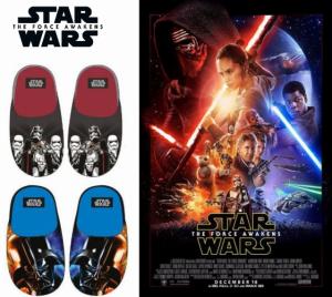 Star Wars | Chinelos | Produto Licenciado
