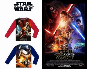 Star Wars | Camisola Criança | Produto Licenciado