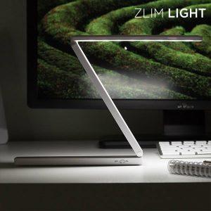 Mini Lâmpada Portátil Led Dobrável Com Design Original e Moderno